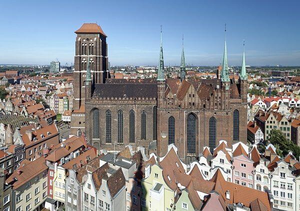 Agresja niemiecka na Gdańsk podczas II Wojny Światowej