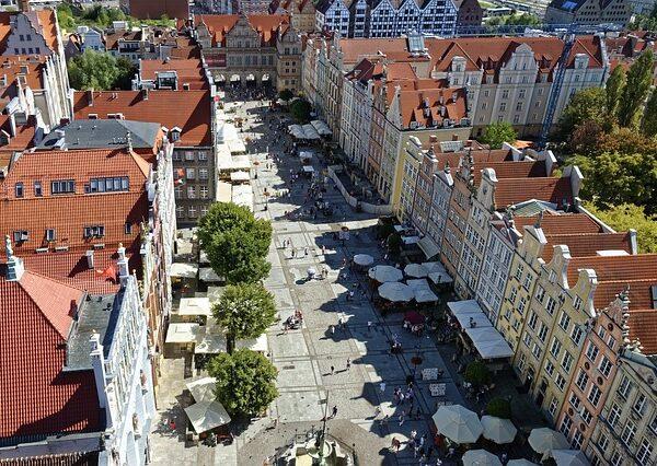 Dwór Bractwa Świętego Jerzego w Gdańsku